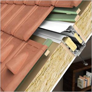 montowsne w połaci dachowej